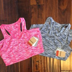 Reebok Tops - Two Reebok Workout Tanks